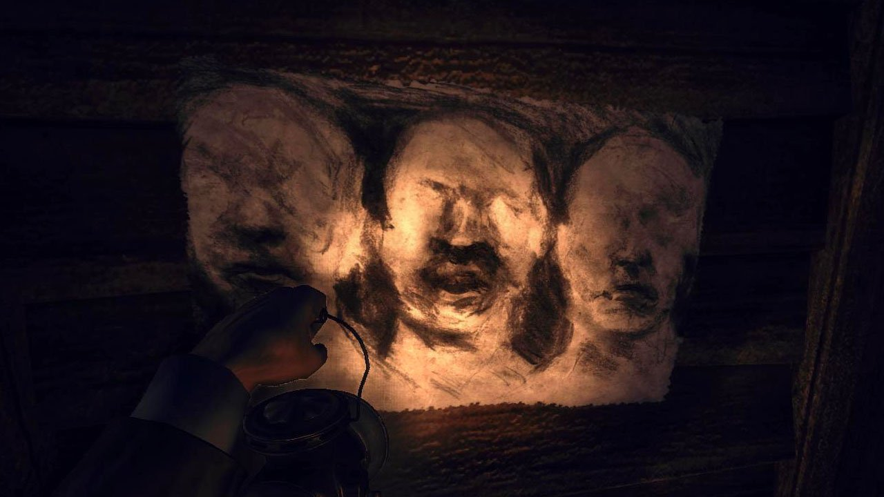What is Amnesia: A Machine for Pigs Saying to Players? - 2014-10-30 11:39:25