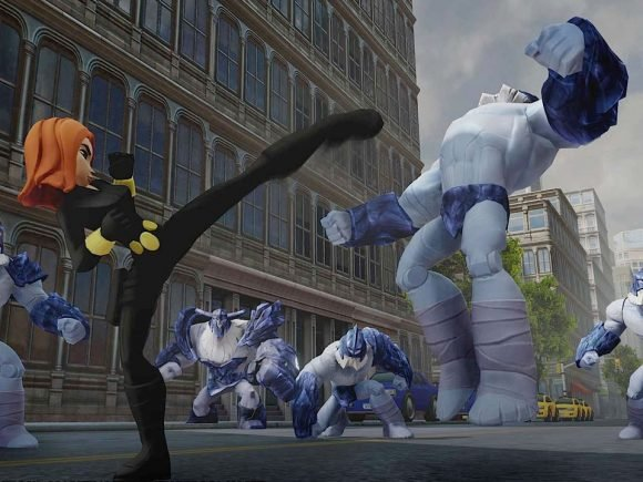 Disney Infinity 2.0: Marvel Super Heroes (PS4) Review 4