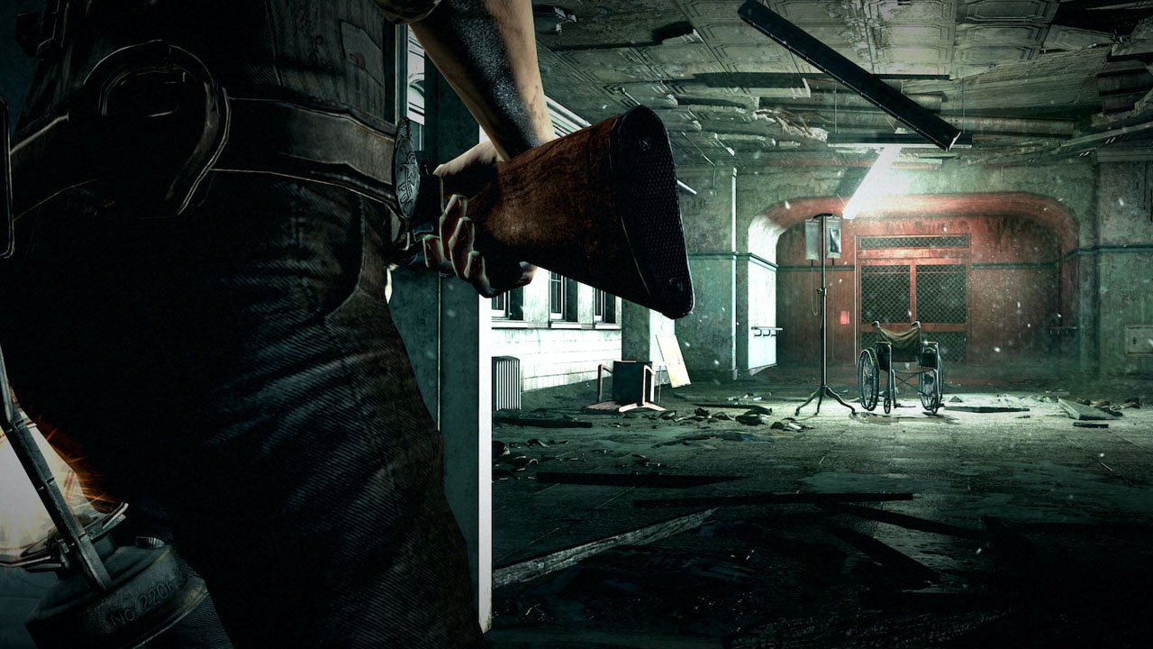 The Evil Within (PS4) review 3