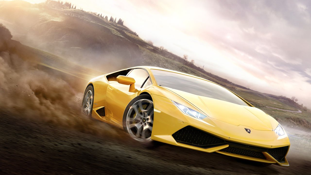 Roleplaying with Forza Horizon 2's Photo Mode