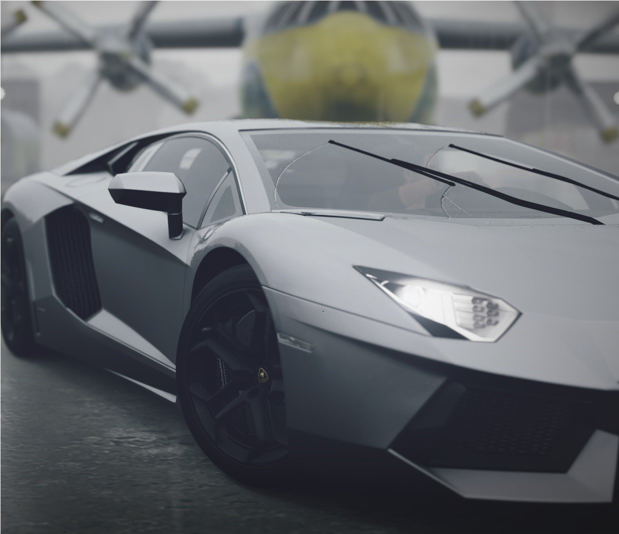 Roleplaying With Forza Horizon 2'S Photo Mode 4