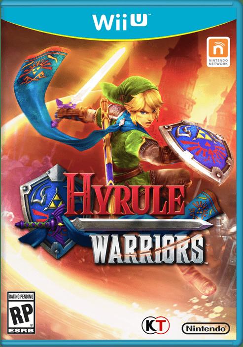 Hyrule Warriors (WII U) Review 2
