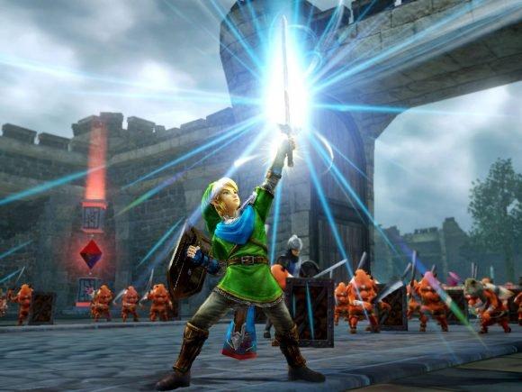 Hyrule Warriors (WII U) Review 4