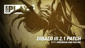 Let's Play DIablo III 2.1 Patch
