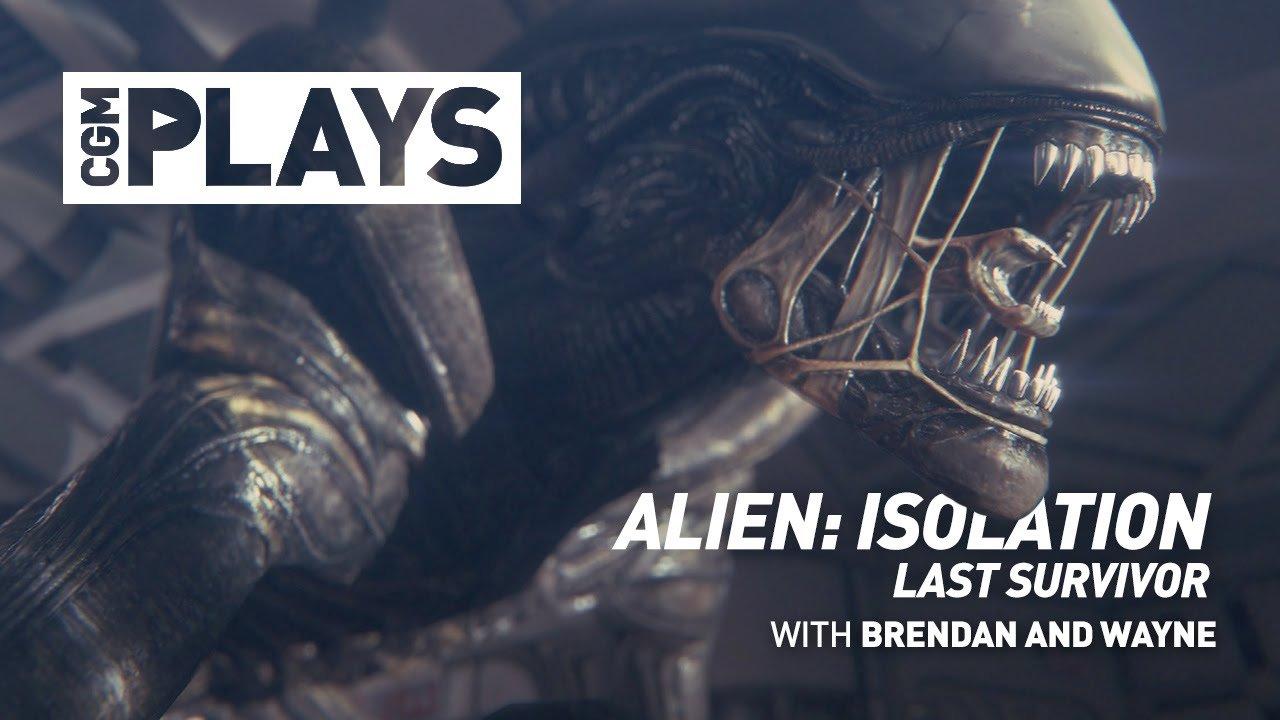 Let's Play Alien: Isolation Last Survivor - 2015-02-01 13:14:04
