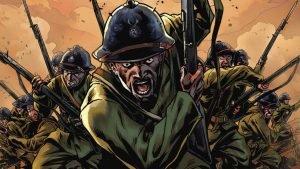 The Great War in Comics