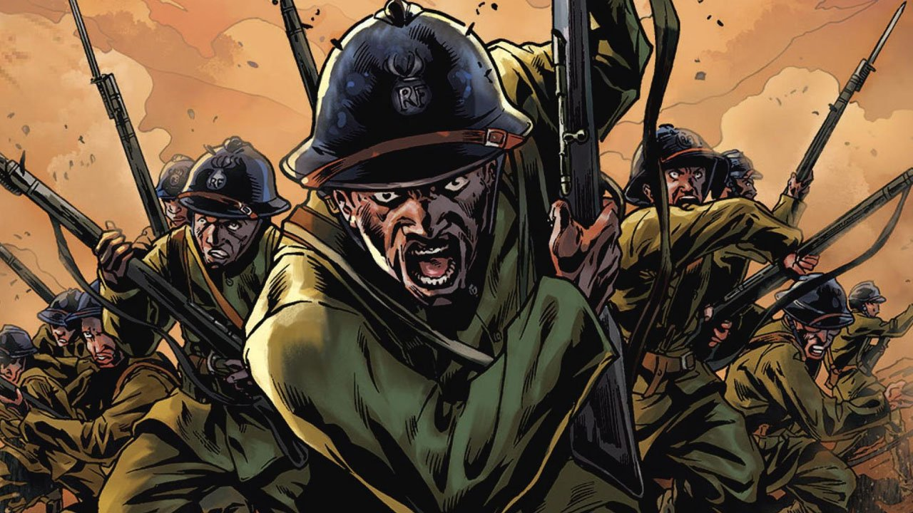 The Great War in Comics - 2014-10-09 12:05:04
