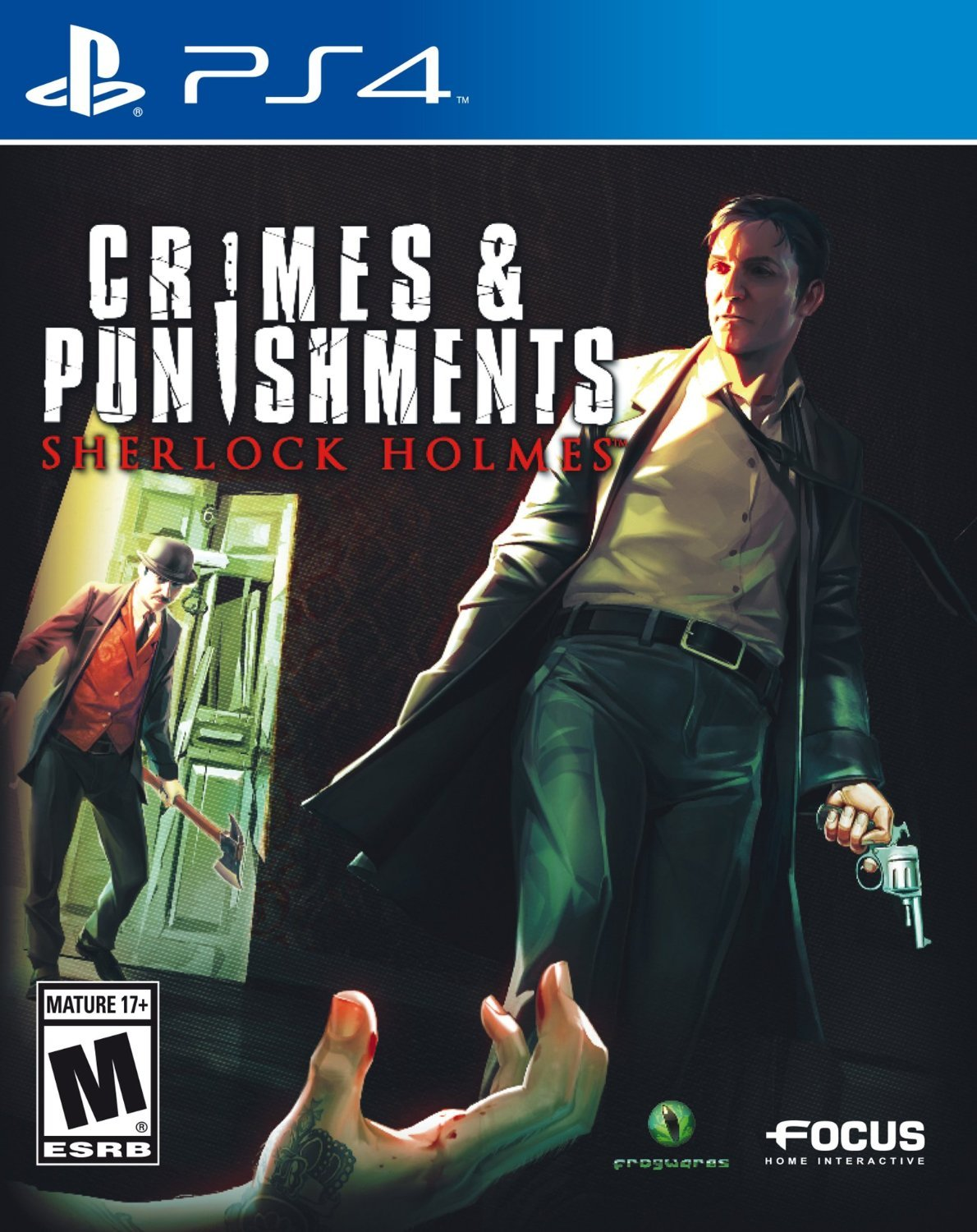 Sherlock Holmes: Crimes & Punishments (PS4) Review 5