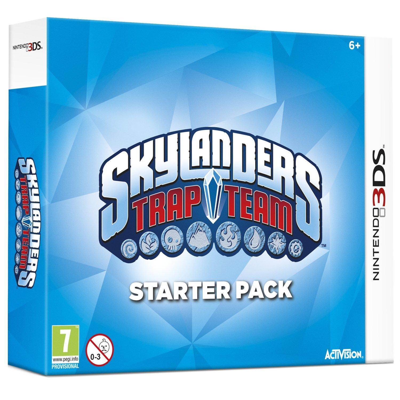 Skylanders Trap Team (3DS/Mobile) Review 5
