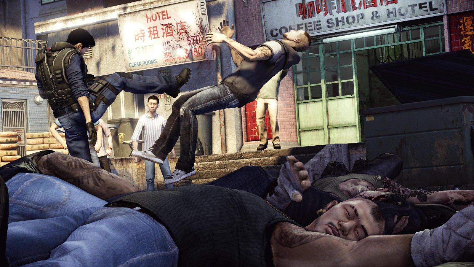 Sleeping Dogs Xbox  Price