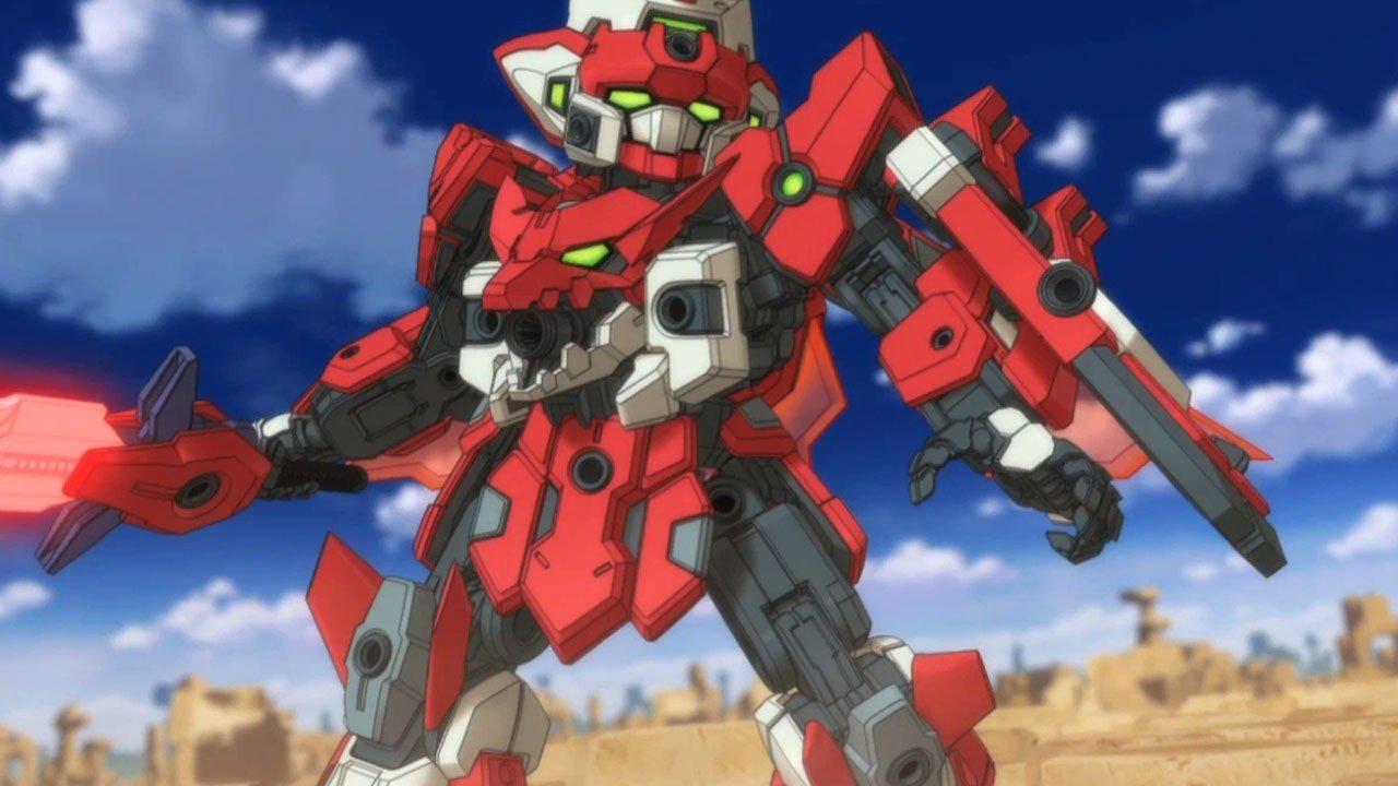 Tenkai Knights: Brave Battle (3DS) Review 3