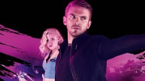 The Guest Interview with Director Adam Wingard and Simon Barrett