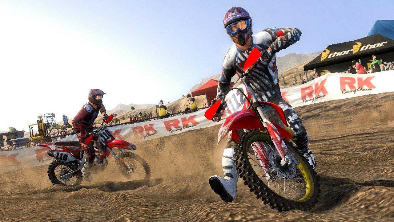 MX vs. ATV: Supercross (XBOX 360) Review 4