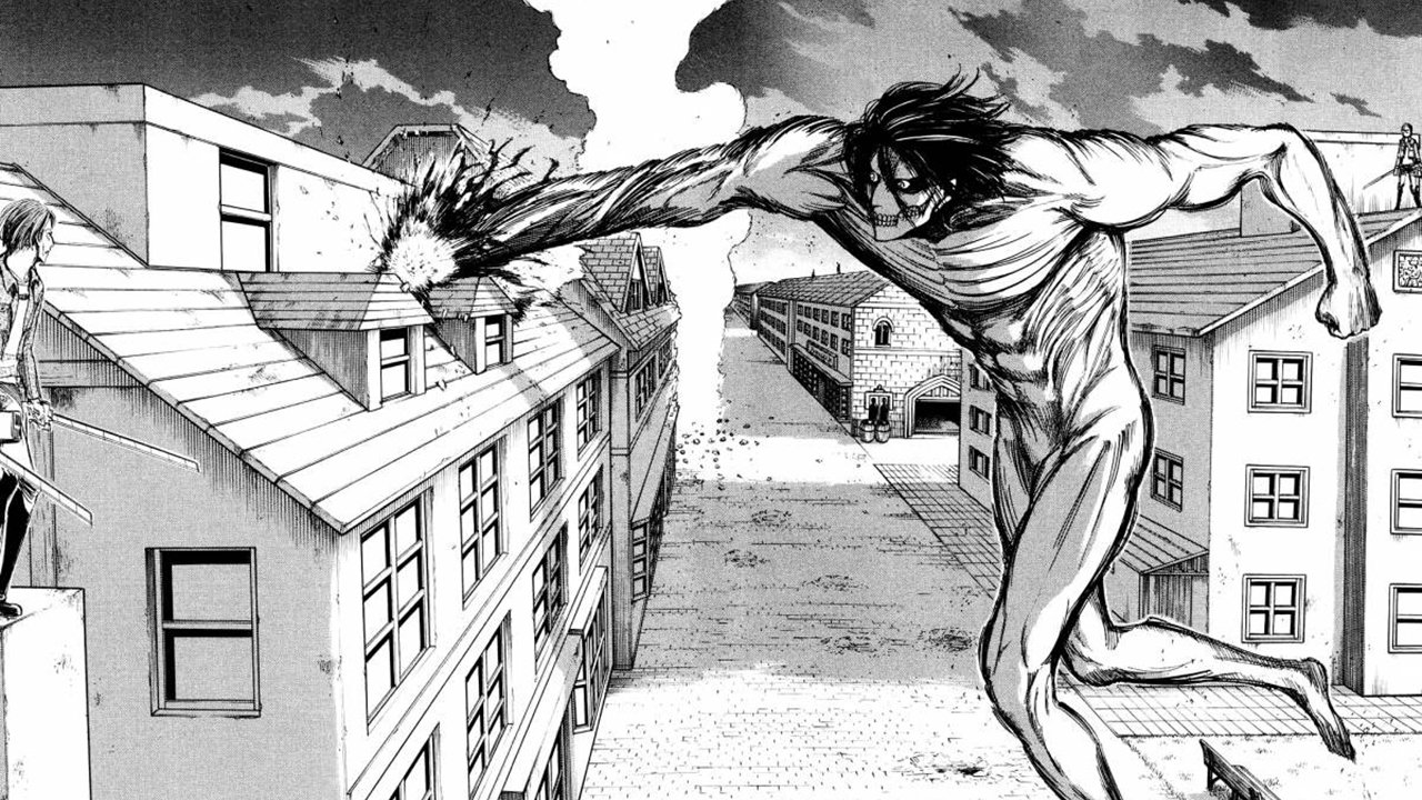 Marvel and Attack on Titan Crossing Over
