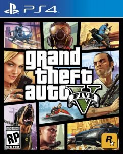Grand Theft Auto V (PS4) Review