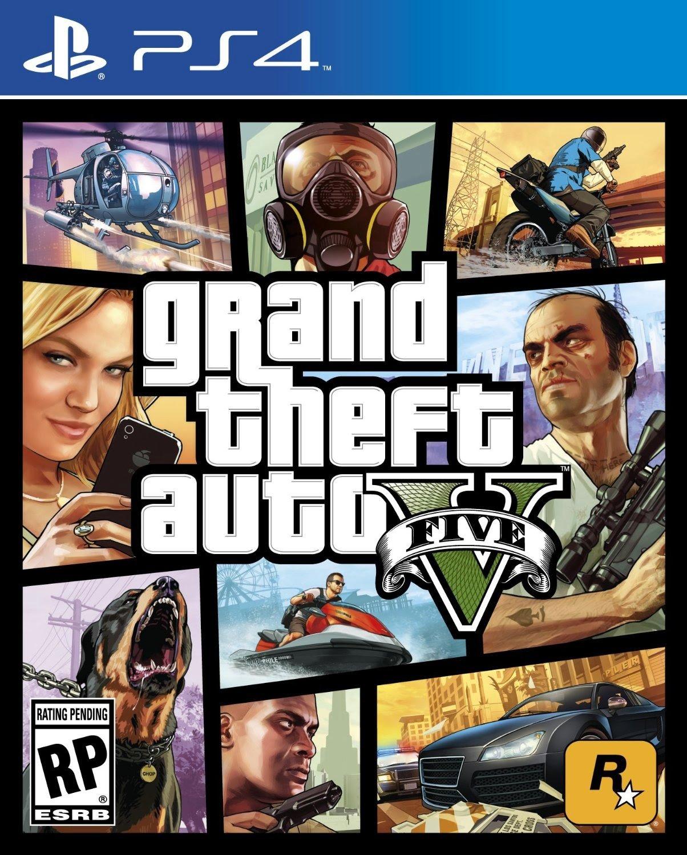 Grand Theft Auto V (PS4) Review 5