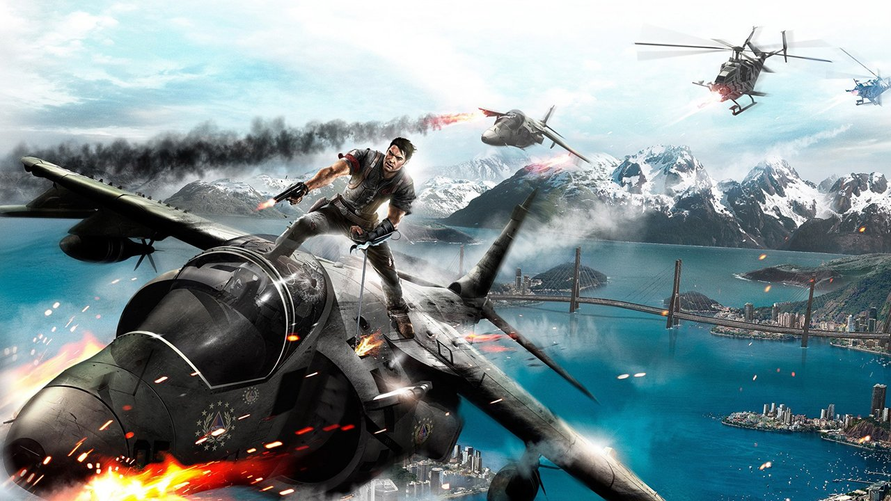 No Micro Transactions for Just Cause 3