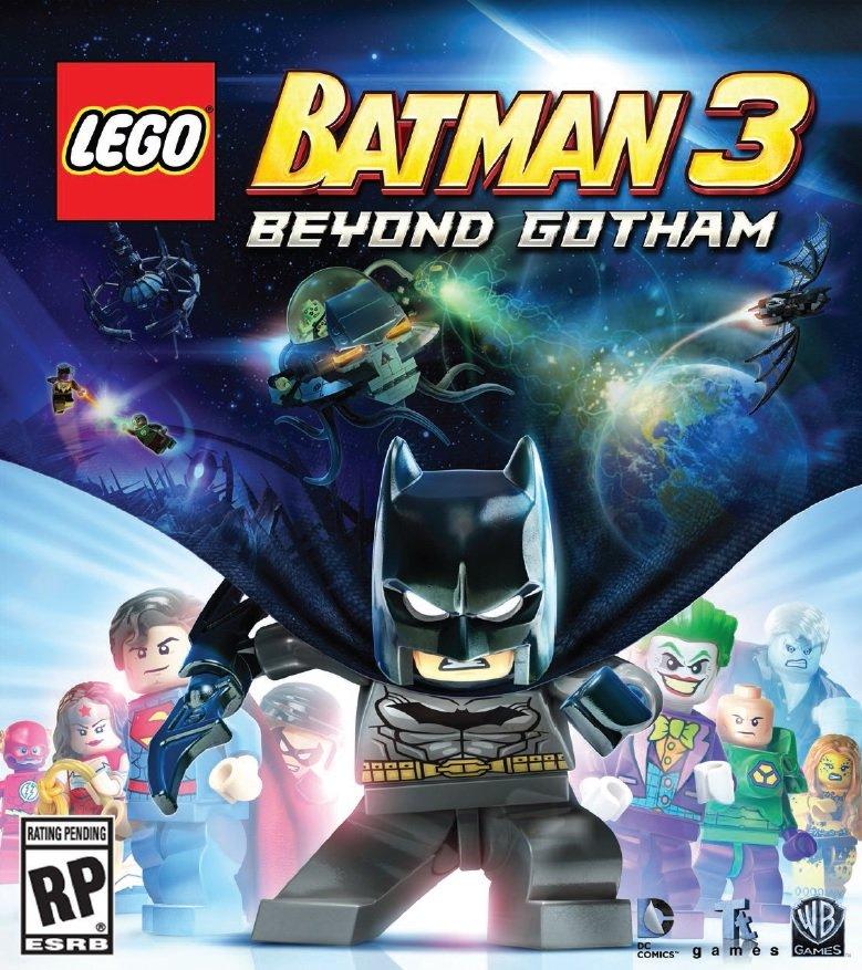 Lego Batman 3: Beyond Gotham (PS4) Review 1