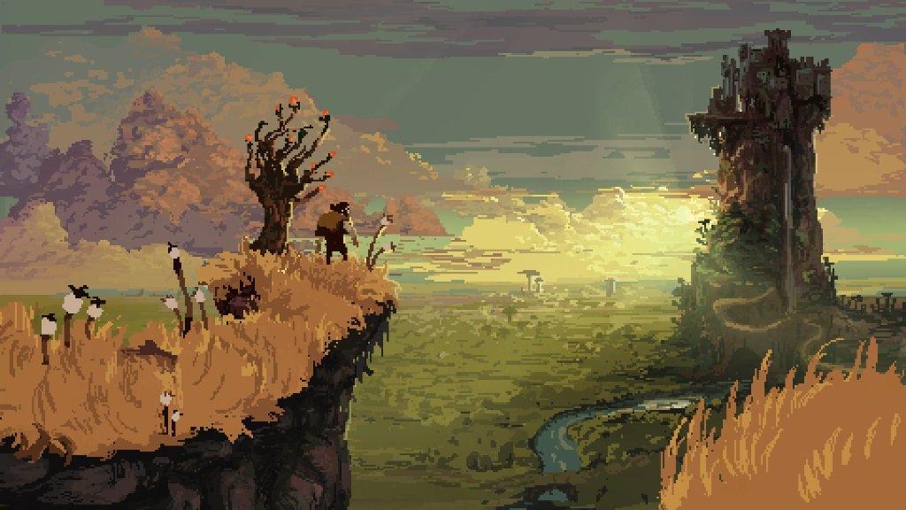 Screenshot Saturday Meets Distant Horizons 6