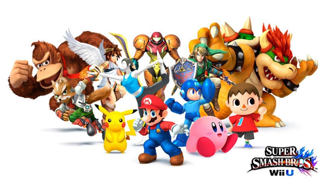 No DLC Planned for Smash Bros. - 2014-11-19 15:29:24