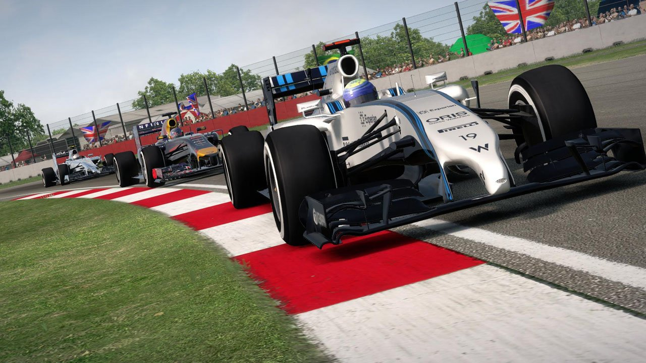 F1 2014 (PS3) Review 1