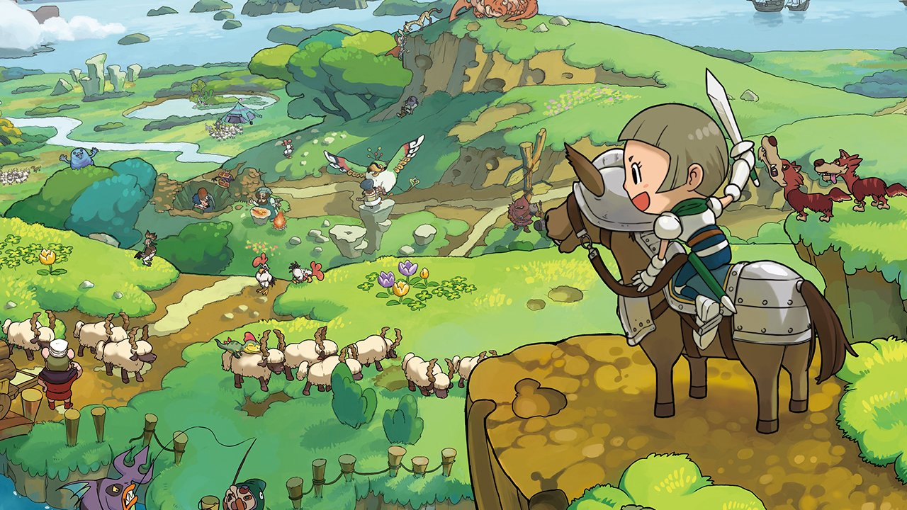 Fantasy Life (3DS) Review 4