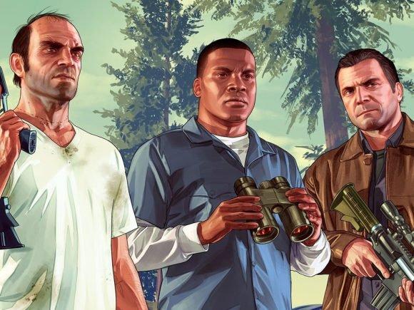 Grand Theft Auto V (PS4) Review 4