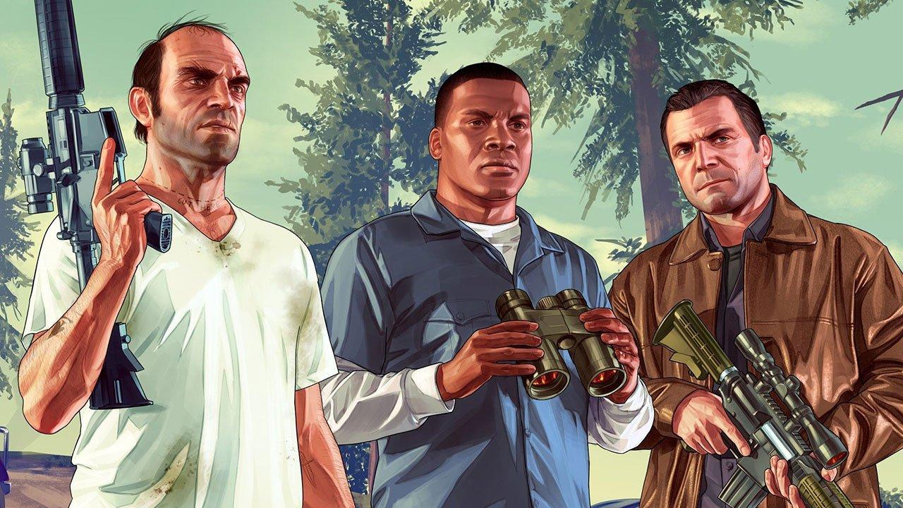 Grand Theft Auto V (PS4) Review 3