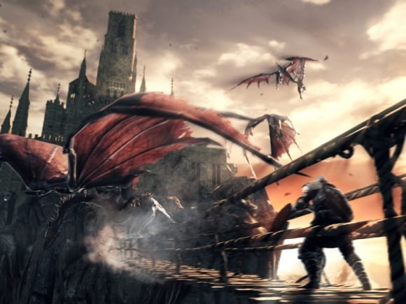 Dark Souls 2 Coming for Current Gen Consoles - 2014-11-25 09:01:41