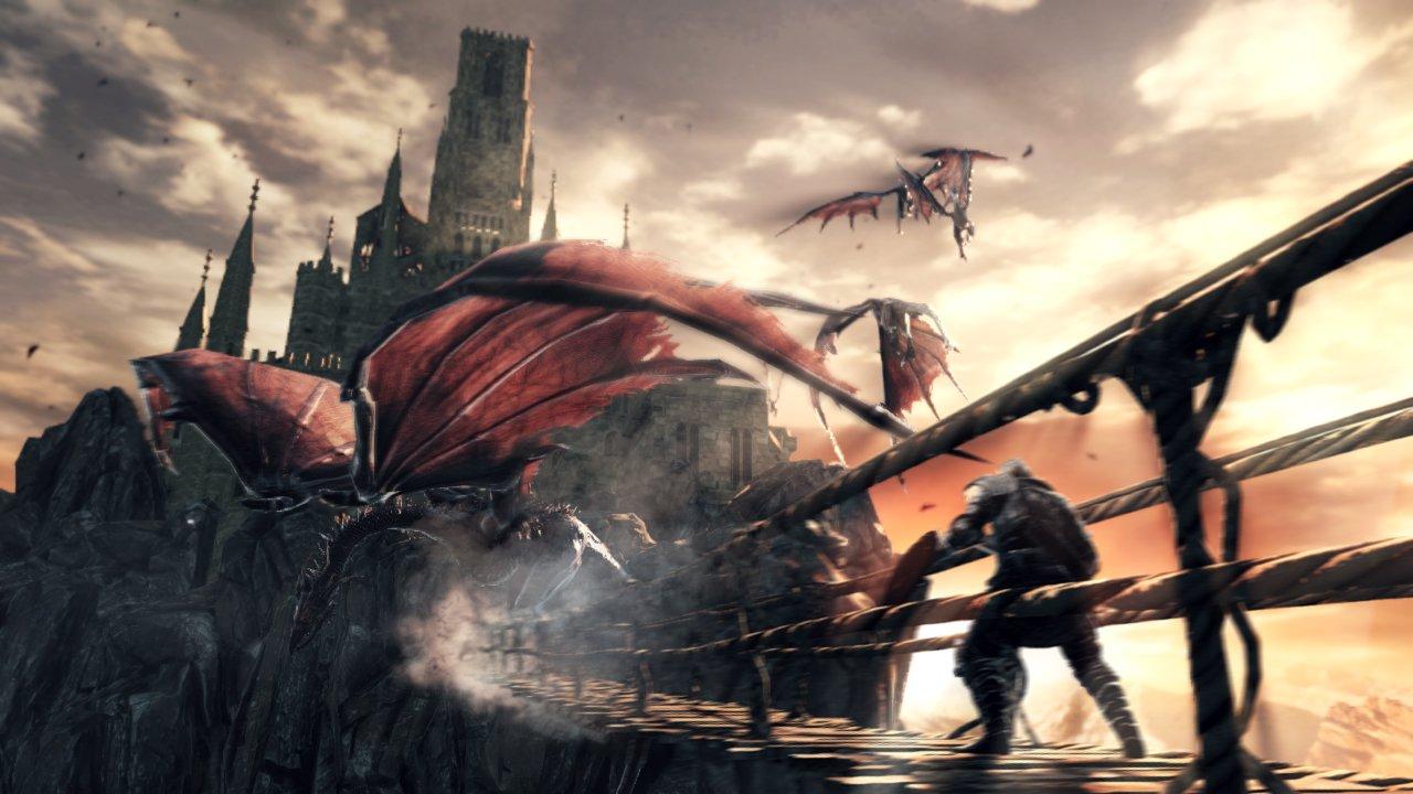 Dark Souls 2 Coming for Current Gen Consoles - 2014-11-25 09:01:41