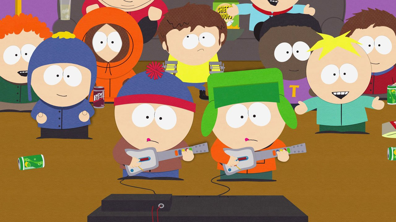 Top Five Videogame Related South Park Episodes  - 2014-11-24 12:54:40
