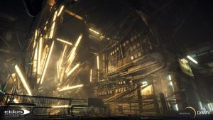 New Engine to power Deus EX Universe Unvieled