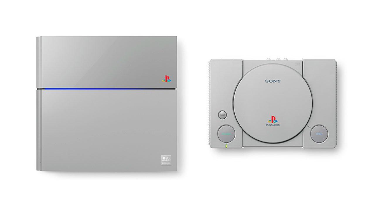 Playstation Celebrates 20th Anniversary - 48842