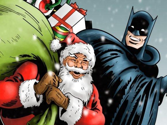 The Top Ten Batman Holiday Entertainments