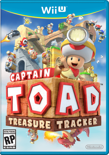 Captain Toad: Treasure Tracker (Wii U) Review 4