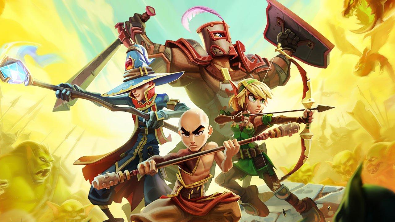 Dungeon Defenders II Preview - 48895