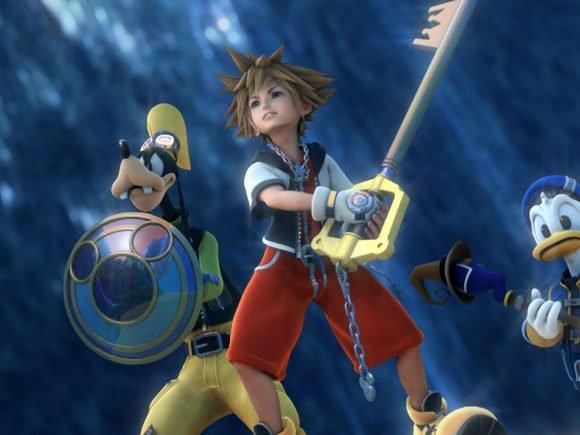 Kingdom Hearts  HD 2.5 Remix (PS3) Review 5