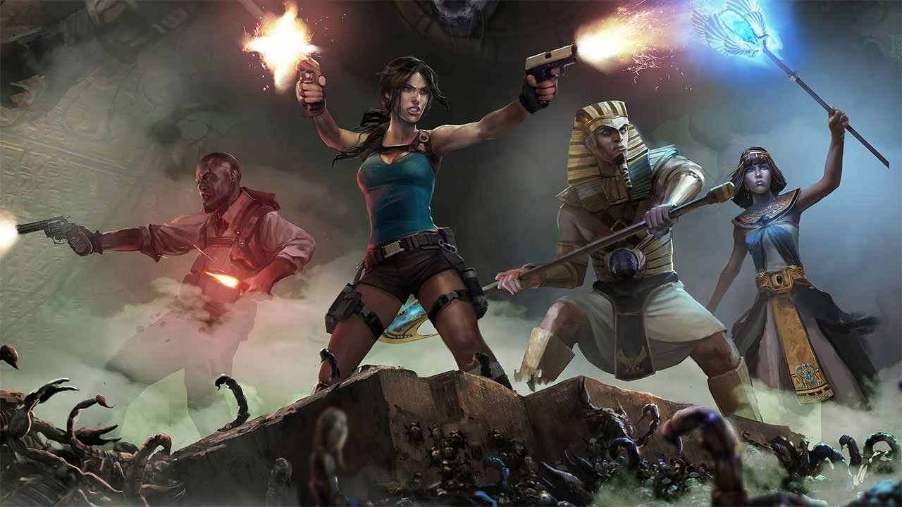 Lara Croft and the Temple of Osiris (XBOX One) review 4
