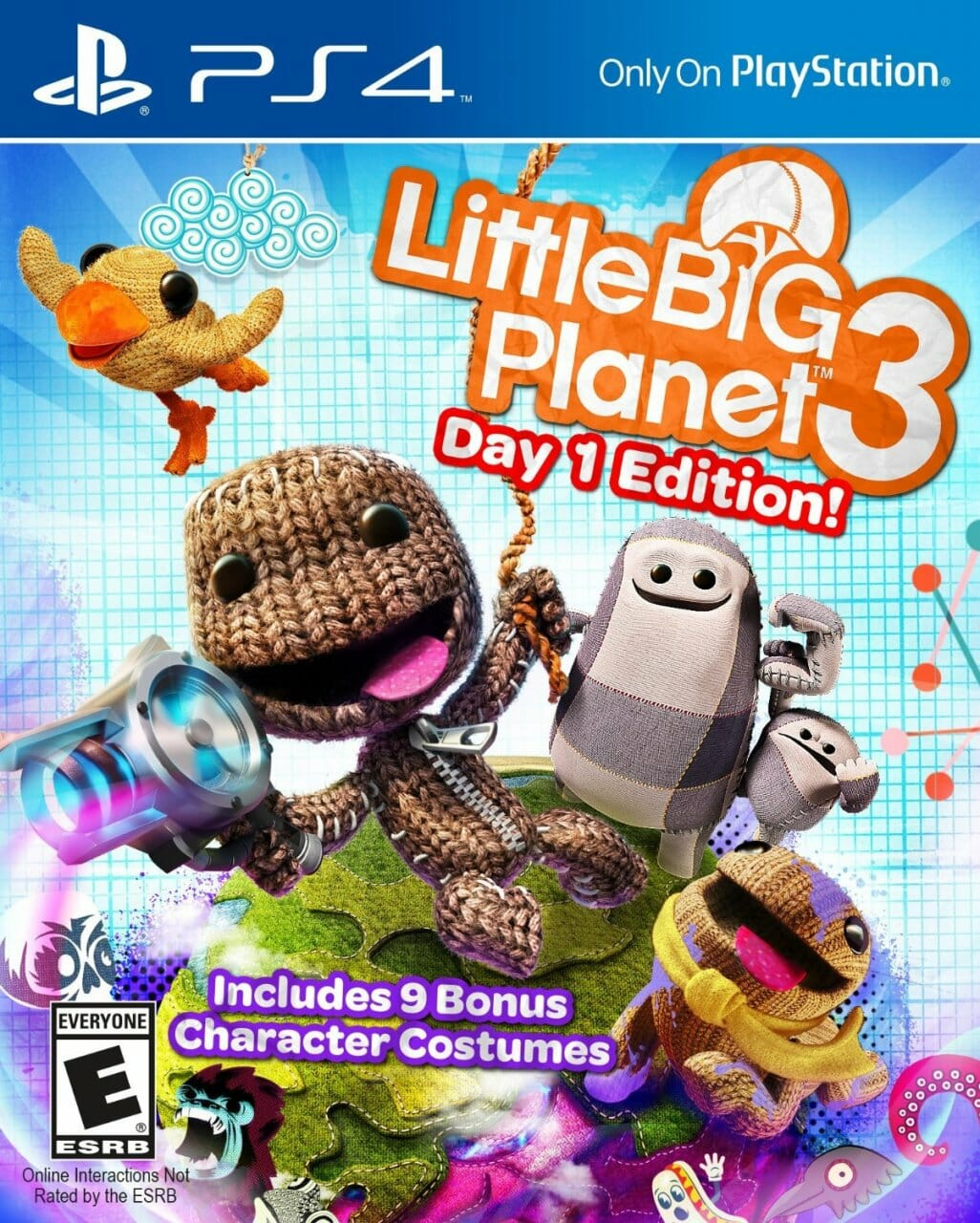 LittleBigPlanet 3 (PS4) Review 3