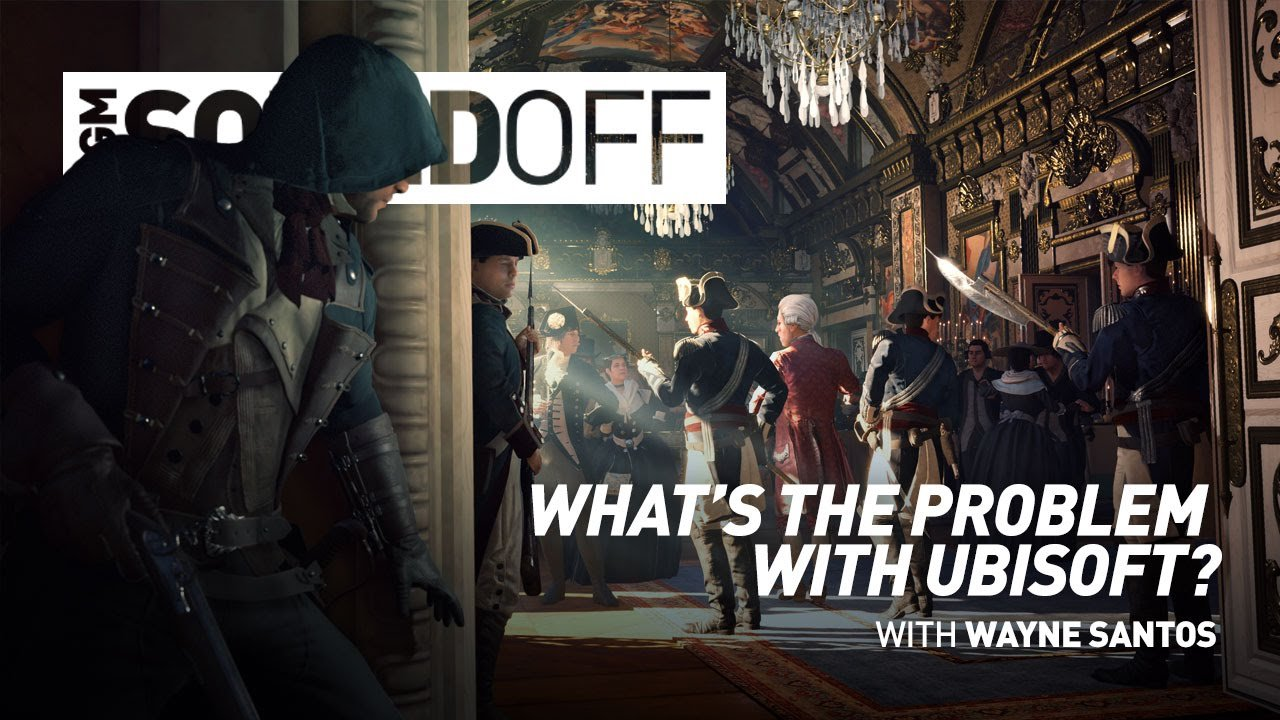What's The Problem With Ubisoft?