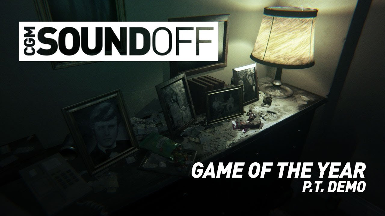 Game of the Year: Reid's Selection