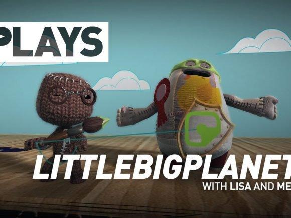 Let's Play LittleBigPlanet 3 - 2015-02-01 11:51:44