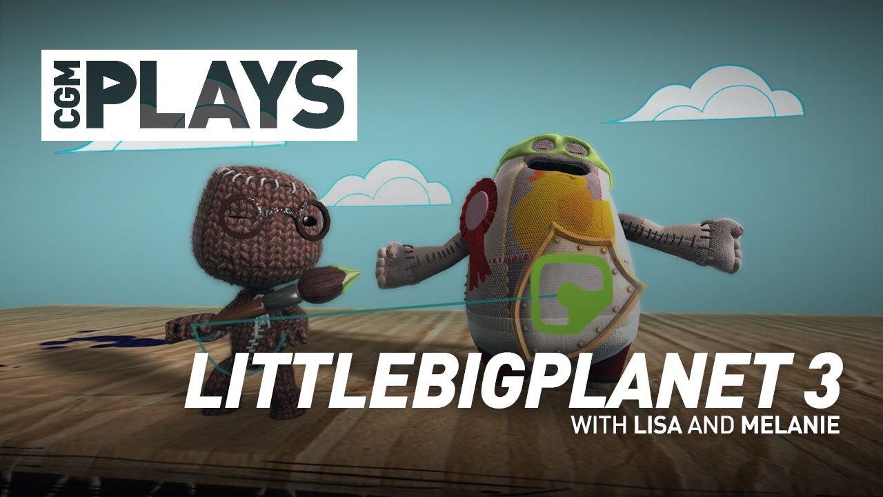 Let's Play LittleBigPlanet 3