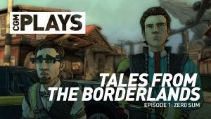 Let's Play Tales From The Borderlands Episode 1: Zer0 Sum - 2015-02-01 11:52:08