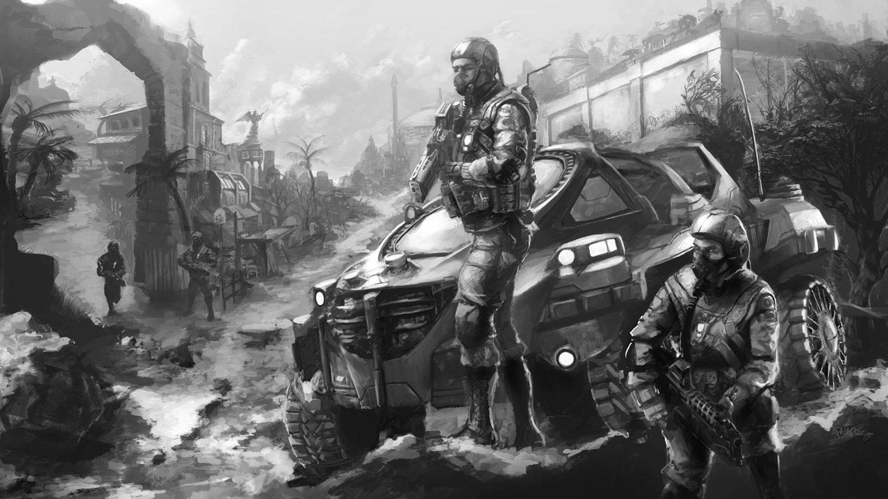 Planetside 2: From Hobby to Career 5