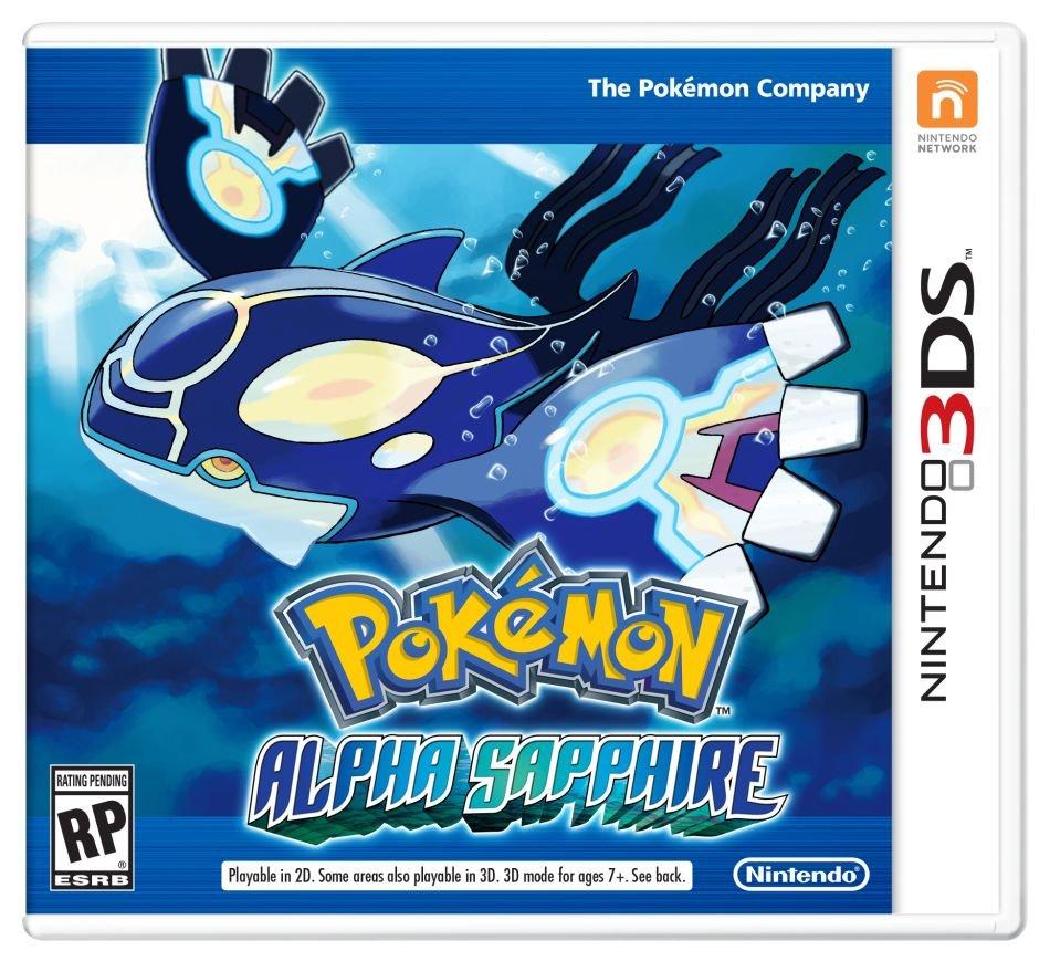 Pokemon Alpha Sapphire (3DS) Review 2