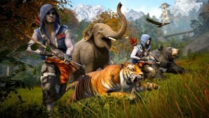 The Burden of Choice in Far Cry 4