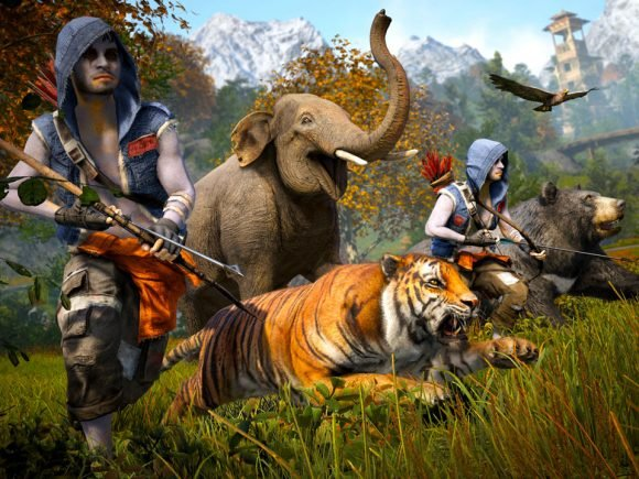 The Burden of Choice in Far Cry 4 - 48903