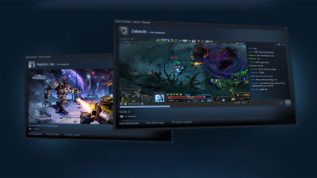Valve Takes on Twitch - 48706