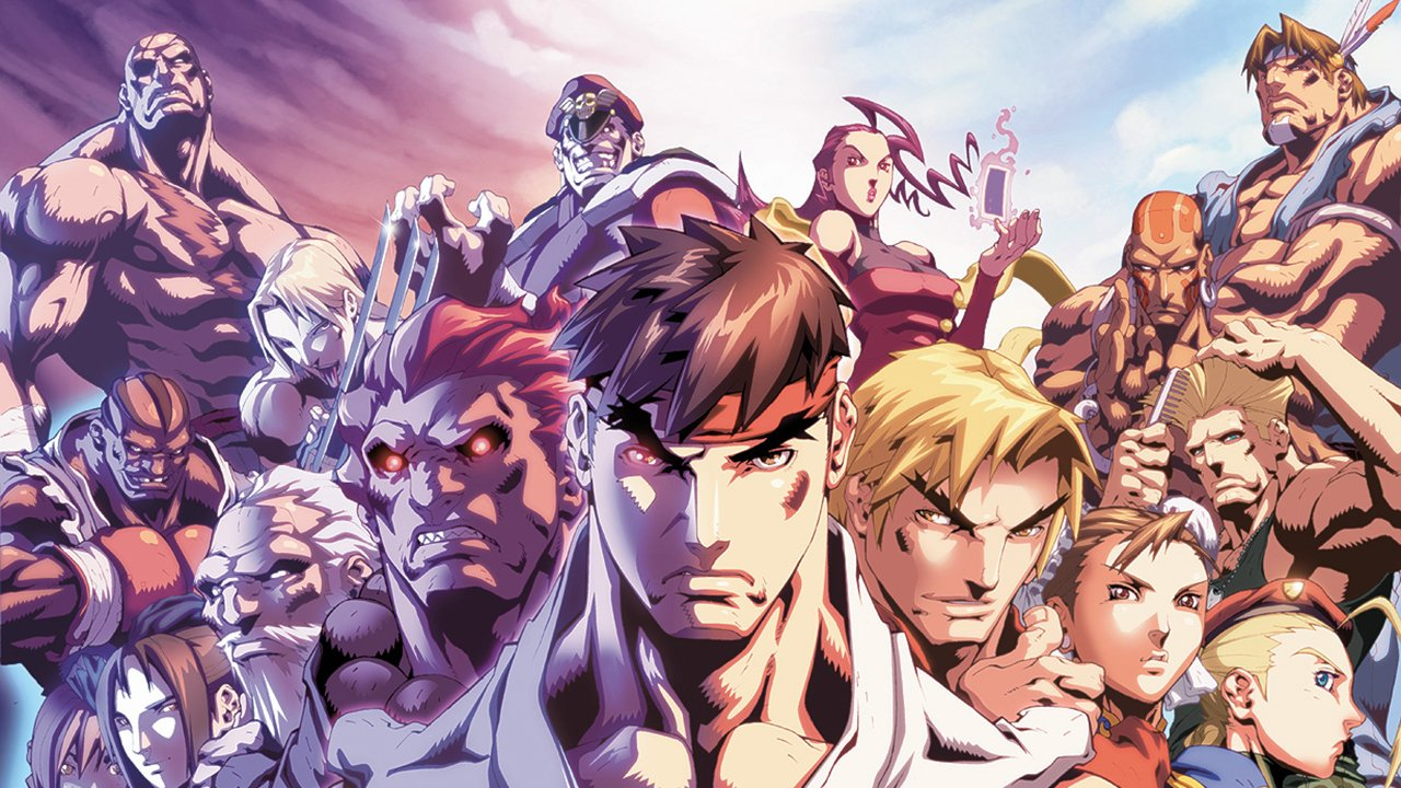 Street Fighter 5 is Real and Coming to PS4 and PC - 48923